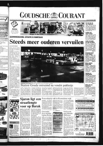Goudsche Courant 2000-12-29