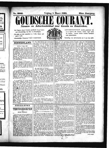 Goudsche Courant 1895-03-08