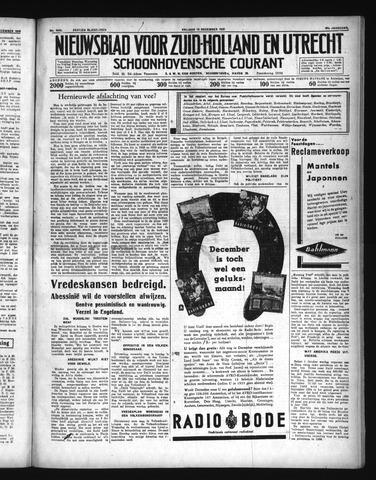 Schoonhovensche Courant 1935-12-13