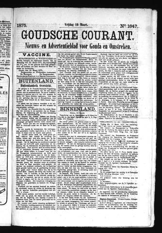 Goudsche Courant 1875-03-19