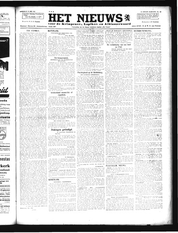 Schoonhovensche Courant 1946-05-15