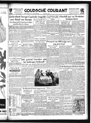 Goudsche Courant 1956-05-12