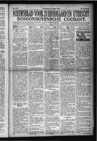 Schoonhovensche Courant 1928-01-04