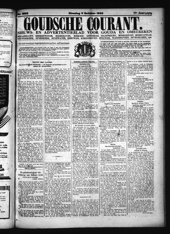 Goudsche Courant 1932-10-11