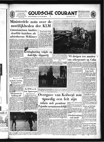 Goudsche Courant 1963-01-12
