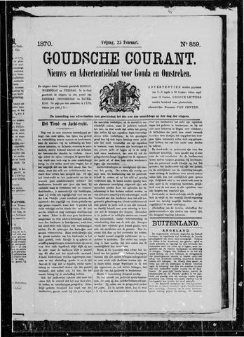 Goudsche Courant 1870-02-25