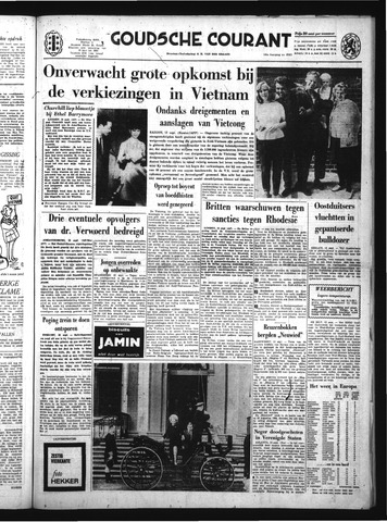 Goudsche Courant 1966-09-12