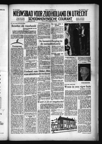 Schoonhovensche Courant 1953-12-11
