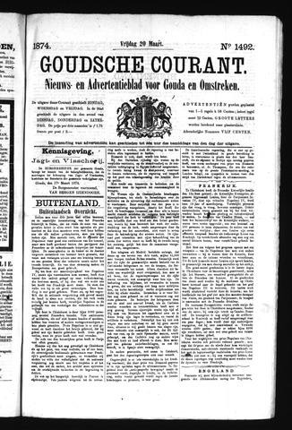 Goudsche Courant 1874-03-20