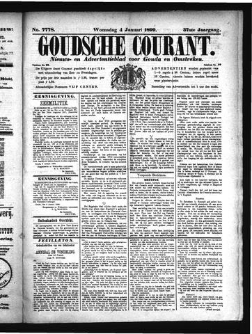 Goudsche Courant 1899-01-04