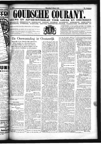 Goudsche Courant 1938-03-14