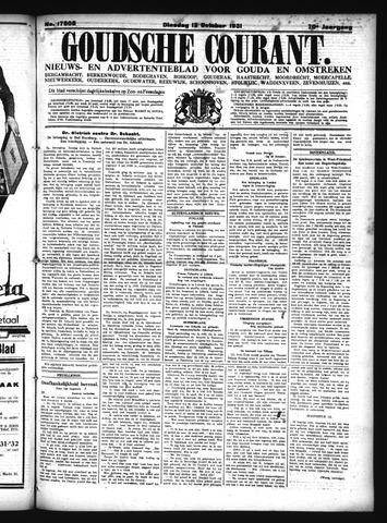 Goudsche Courant 1931-10-13