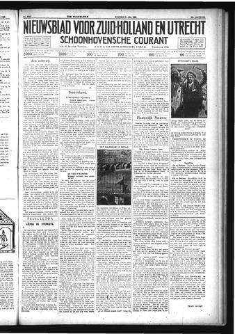 Schoonhovensche Courant 1933-07-31
