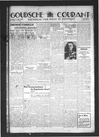 Goudsche Courant 1940-09-13