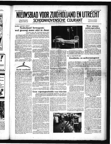 Schoonhovensche Courant 1951-05-09