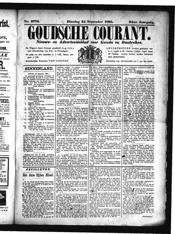 Goudsche Courant 1895-09-24