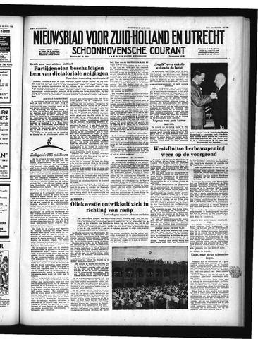 Schoonhovensche Courant 1951-06-27