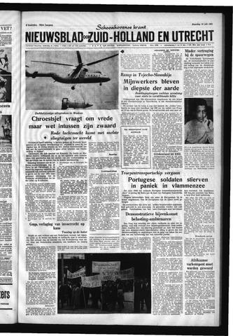 Schoonhovensche Courant 1961-07-10