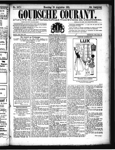Goudsche Courant 1921-08-29