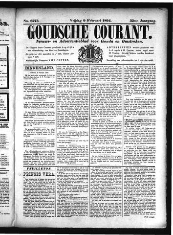 Goudsche Courant 1894-02-09