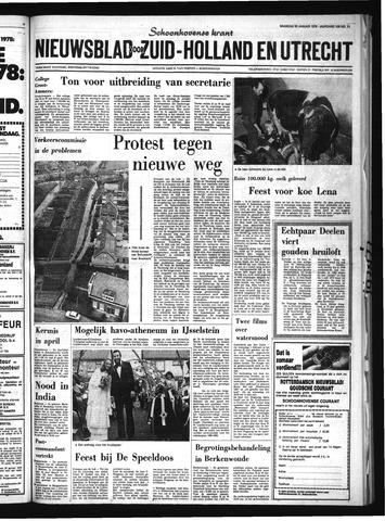 Schoonhovensche Courant 1978-01-30