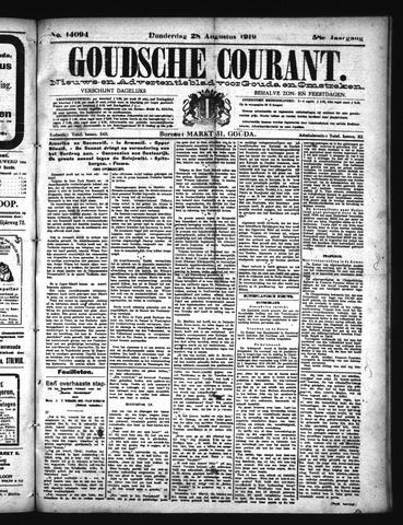 Goudsche Courant 1919-08-28