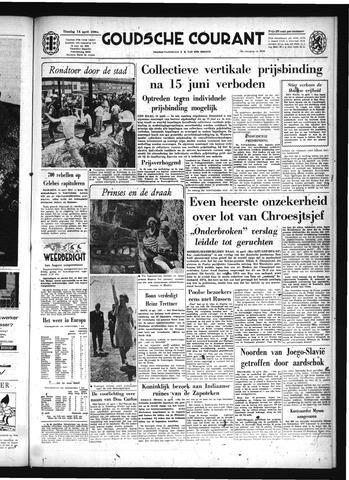 Goudsche Courant 1964-04-14