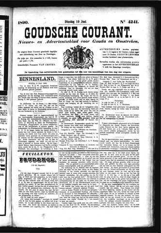 Goudsche Courant 1890-06-10