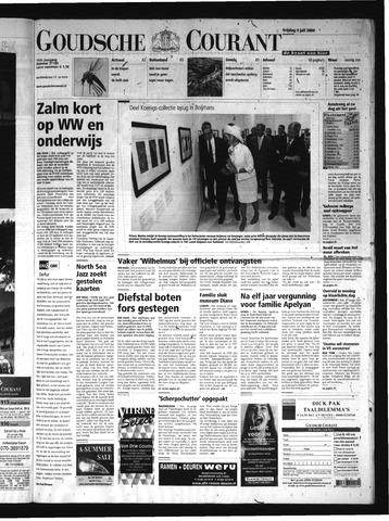Goudsche Courant 2004-07-09
