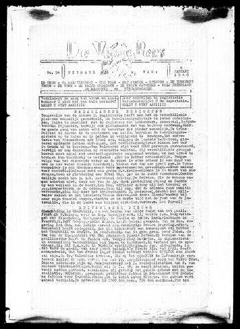 De Vrije Pers 1945-01-06