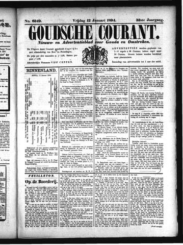 Goudsche Courant 1894-01-12