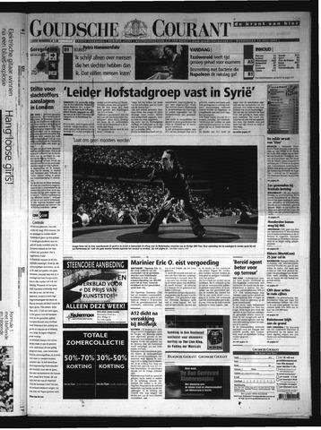 Goudsche Courant 2005-07-14