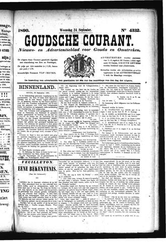 Goudsche Courant 1890-09-24