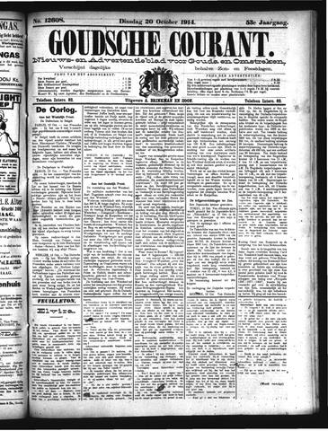Goudsche Courant 1914-10-20