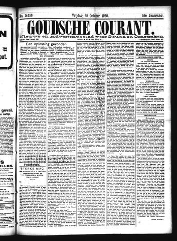 Goudsche Courant 1920-10-29