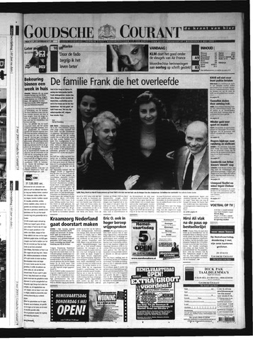Goudsche Courant 2005-05-04
