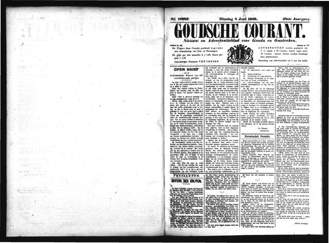 Goudsche Courant 1909-06-08