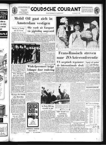 Goudsche Courant 1965-02-25