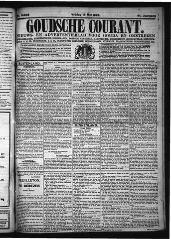Goudsche Courant 1922-05-12