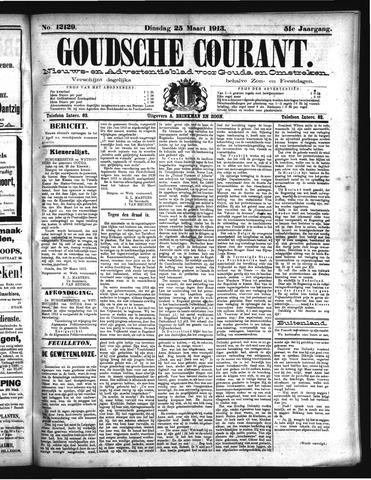 Goudsche Courant 1913-03-25