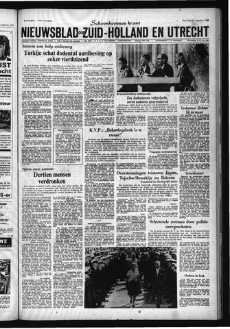 Schoonhovensche Courant 1966-08-22