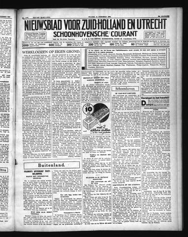 Schoonhovensche Courant 1936-11-13