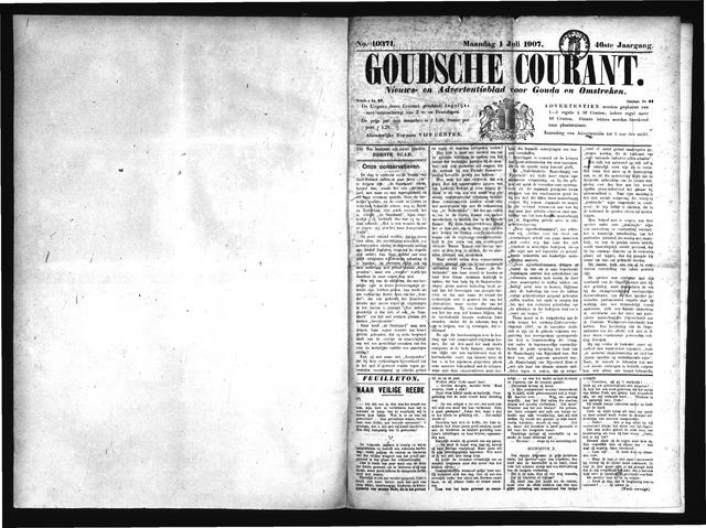 Goudsche Courant 1907-07-01