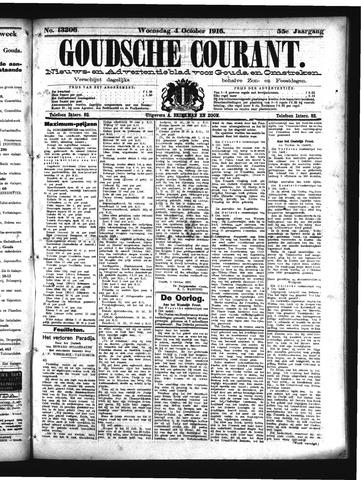 Goudsche Courant 1916-10-04