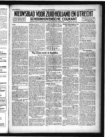 Schoonhovensche Courant 1947-09-03