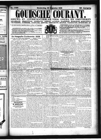 Goudsche Courant 1929-08-29