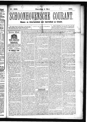 Schoonhovensche Courant 1901-05-04