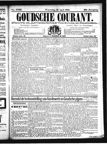 Goudsche Courant 1911-04-12