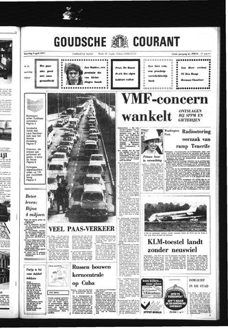 Goudsche Courant 1977-04-09