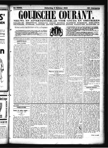 Goudsche Courant 1925-10-03